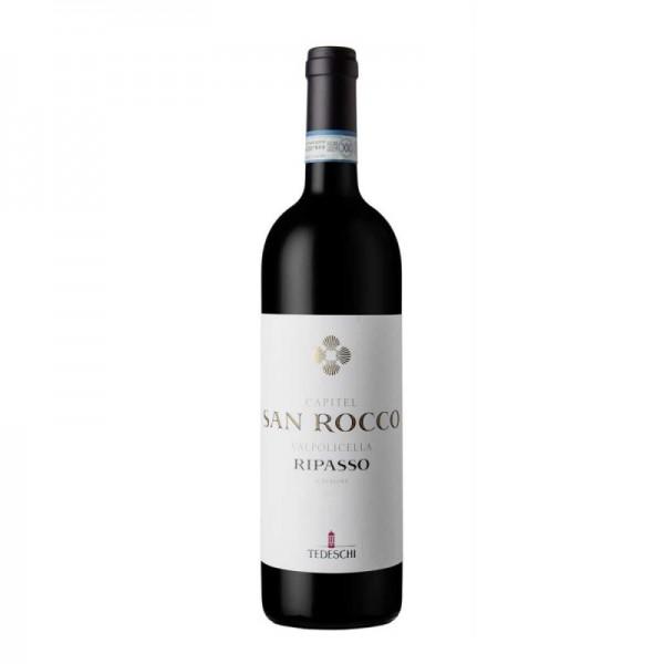 Valpolicella Superiore Ripasso Capitel San Rocco DOC 2016 Magnum - Fratelli Tedeschi