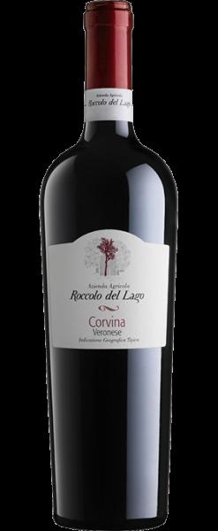"""Corvina Veronese """"Vendemmia tardiva"""" IGT 2018 – Roccolo del Lago"""