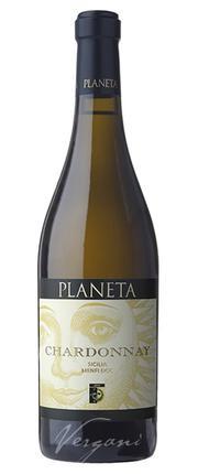 Chardonnay Sicilia Menfi DOC 2018 - Planeta