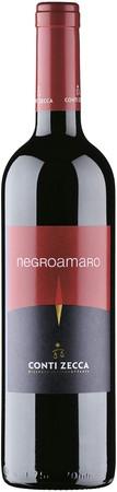 Liranu DOP Leverano Negroamaro Riserva 2015 - Conti Zecca