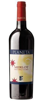 Merlot Sito dell'Ulmo Sicilia IGT 2014 - Planeta