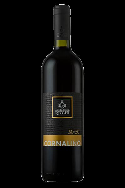 Cornalino 50/50 Alto Mincio IGP Rosso 2015 - Ricchi