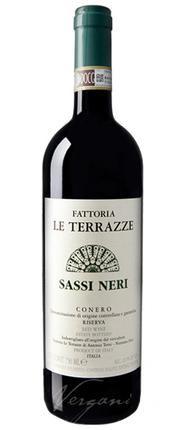 Sassi Neri Rosso Conero DOCG Riserva - Le Terrazze
