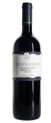 Negroamaro Graticciaia Salento IGT 2013 - Vallone