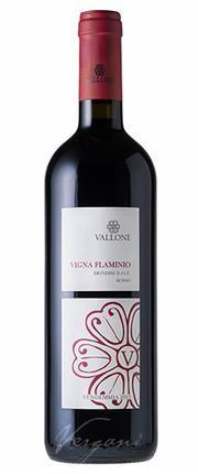 Vigna Flaminio Brindisi DOP 2014 - Vallone