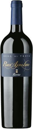 Puer Apuliae Nero di Troia Castel del Monte DOC 2014 - Rivera