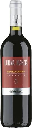 Donna Marzia Negroamaro Puglia IGP 2019 - Conti Zecca