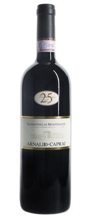 25 Anni Sagrantino di Montefalco 2015 - Arnaldo Caprai