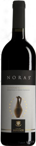 Noras Cannonau di Sardegna DOC 2016 - Santadi